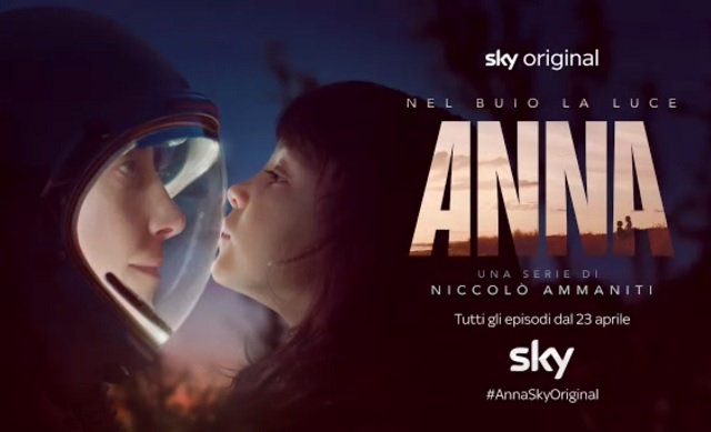 Anna: paure e speranze nel mondo senza adulti della nuova serie Sky