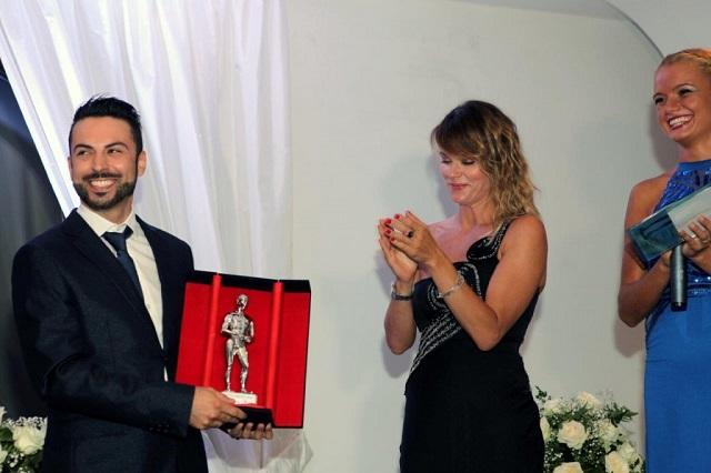 Premio Apoxiomeno: Anthony Peth riceve il prestigioso riconoscimento