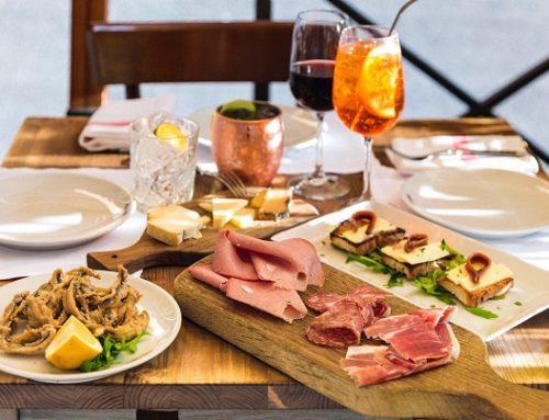 Dove fare l'aperitivo a Roma nei ristoranti all'aperto