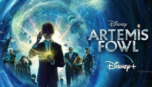 Artemis Fowl: la nuova avventura Disney direttamente a casa tua