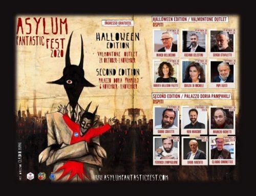 Asylum Fantastic Fest: il Festival d'Arte del Fantasy italiano (programma)