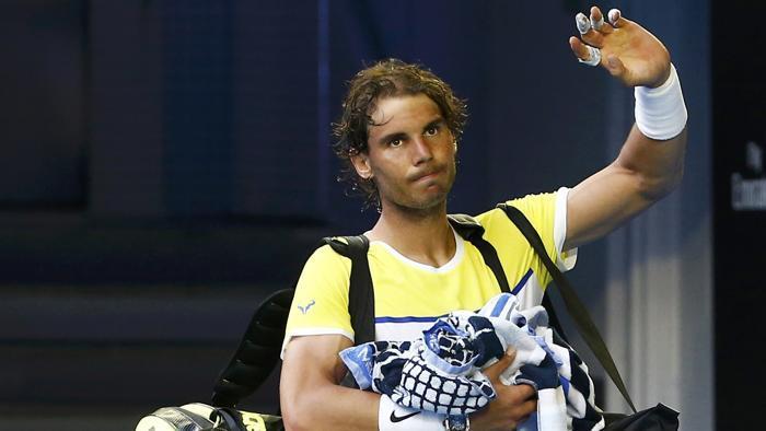 Australian Open 2016: Nadal esce deluso dopo la sconfitta
