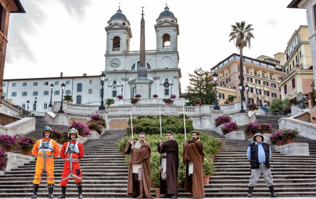 Star Wars Day 2019 Roma