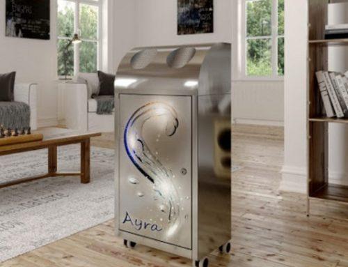 Covid: PLM Technology presenta AYRA, la sanificazione agli ioni d'argento