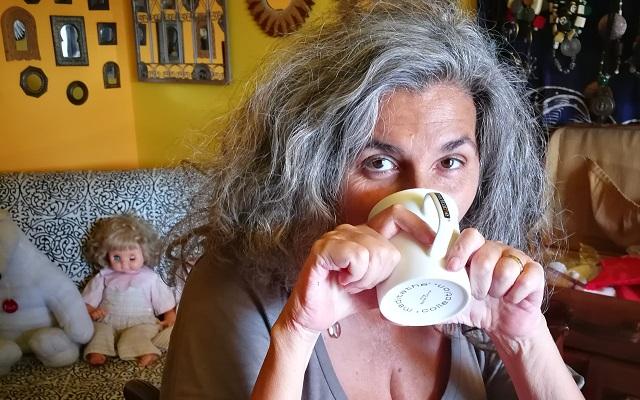 """Un caffè con… Barbara Garlaschelli autrice di """"Caduta dentro un no"""""""