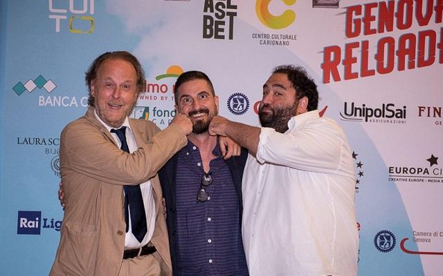 Festival cinematografico Genova Reloaded 2021