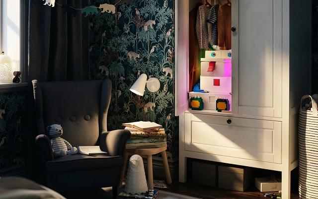 BYGGLEK: il set gioco ideato da IKEA e LEGO per riordinare le camerette