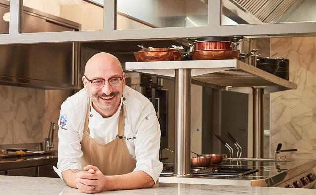 Delight, l'atelier del gusto: il nuovo ristorante dello chef Fabio Zanetello