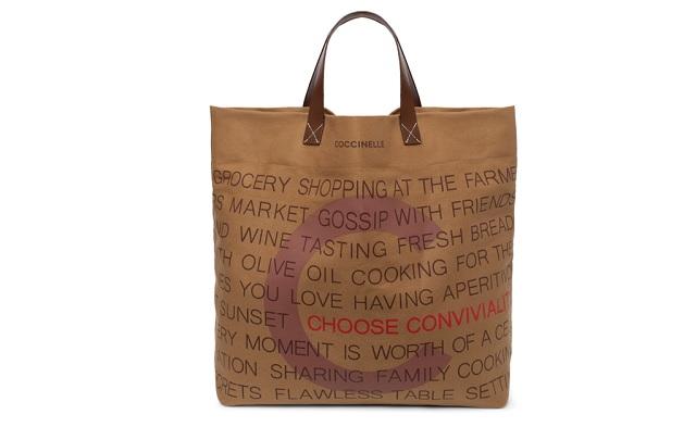 Coccinelle e Eataly celebrano la convivialità con una borsa speciale