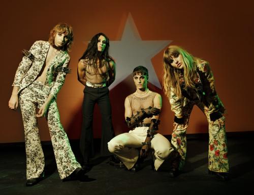 """Måneskin – Fuori ora il videoclip di """"I Wanna Be Your Slave"""""""