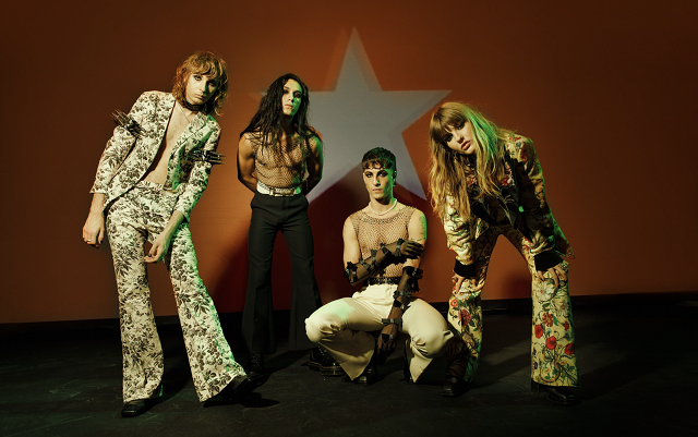 Måneskin - Fuori ora il videoclip di I wanna be your slave