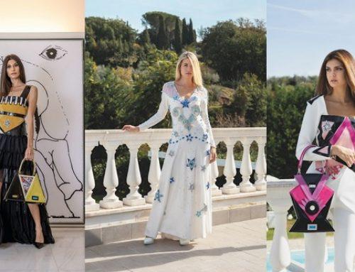 Cassiopea: la nuova collezione di Eleonora Altamore ispirata al futurismo