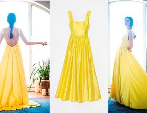 Chiara Is: la moda si accende di giallo per la Festa della Donna