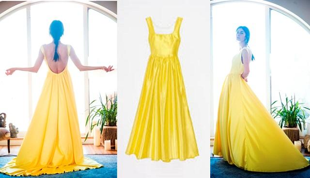 Chiara Is la moda si accende di giallo per la Festa della Donna