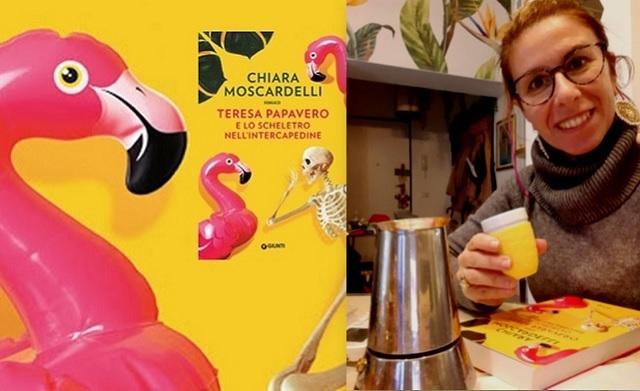 Un caffè con Chiara Moscardelli e la