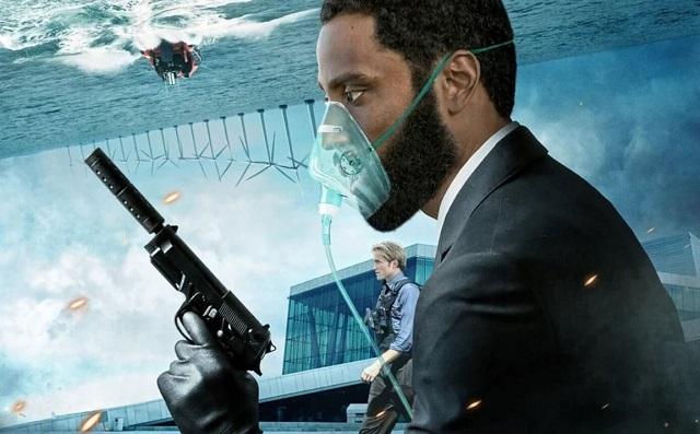 TENET l'avvincente action thriller di Cristopher Nolan (recensione)