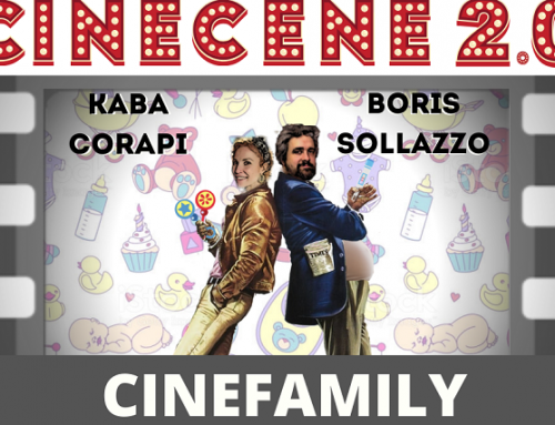 Cinecene 2.0: cibo e cinema raccontano la famiglia!