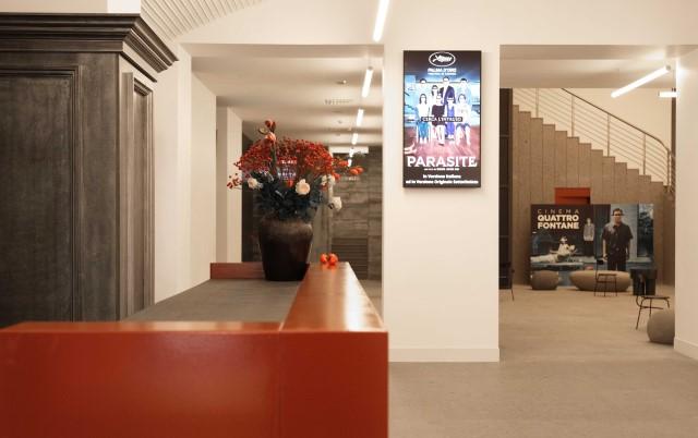 Cinema Quattro Fontane Roma: grande riapertura con ben 5 sale