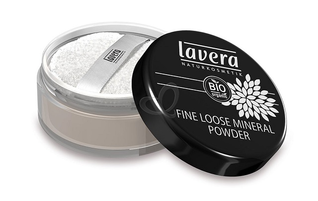 Mineral powder trend sensitiv Lavera (11,90 €)