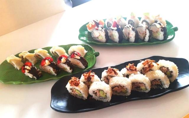 Sushi fatto in casa le ricette passo passo per prepararlo