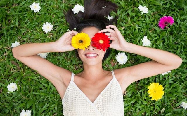 Come preparare la pelle alla primavera Con yoga, pilates, pomodori e...