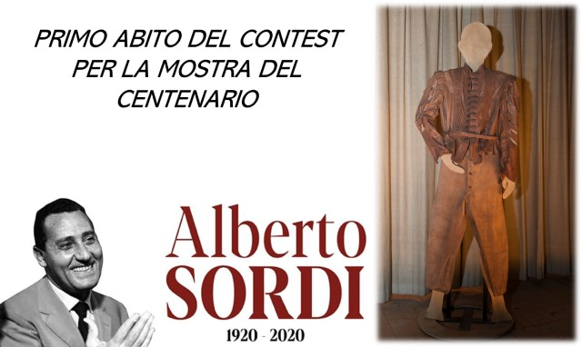 Contest per la Mostra Il Centenario - Alberto Sordi 1920-2020 (1a puntata)