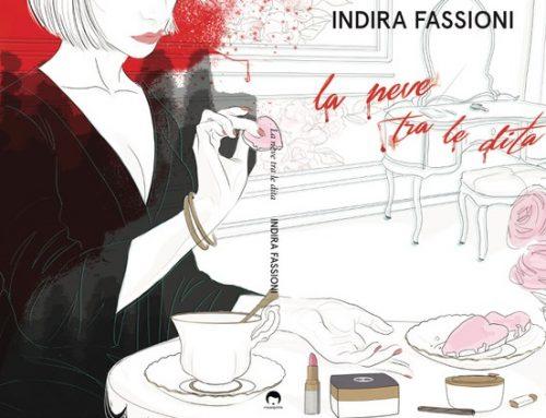 La neve tra le dita: il romanzo di Indira Fassioni che aiuta la ricerca