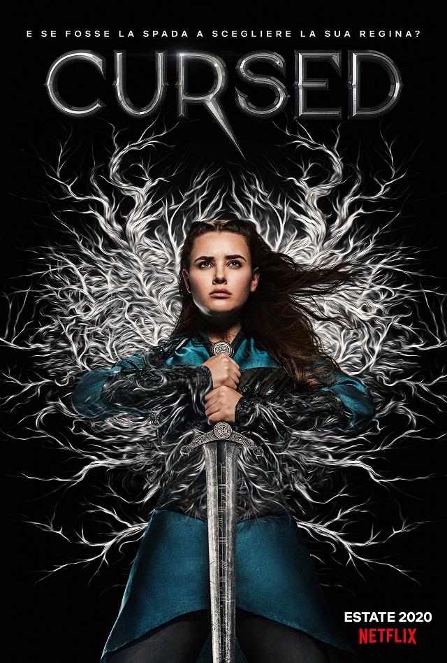 Cursed la nuova serie originale Netflix con Katherine Langford