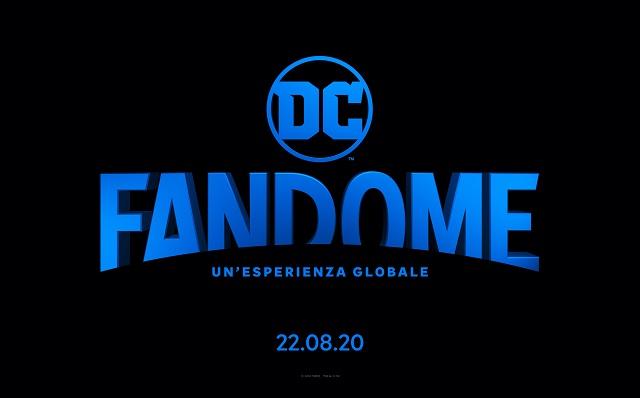 DC FanDome il più grande raduno di talent e rivelazioni nella storia della DC