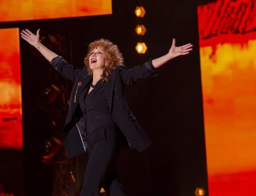 """Fiorella Mannoia torna in TV con il programma """"La musica che gira intorno"""""""