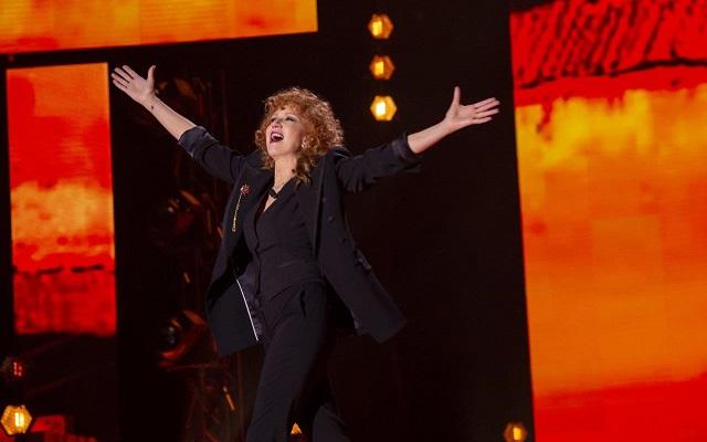 Fiorella Mannoia torna in TV con il programma