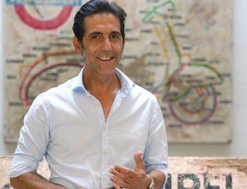 Paolo De Cuarto, l'artista del muro vintage sulla tela
