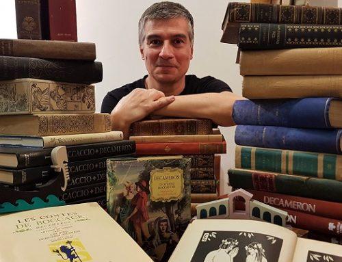 Decamerone Veneziano: l'iniziativa FB dello scrittoreAlberto Toso Fei