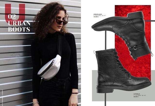 Trend moda scarpe A/I 2020 anfibi