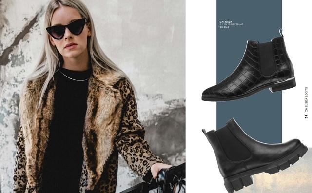 Trend moda scarpe A/I 2020 Chelsea boots