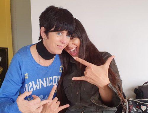 Valeria Altobelli canta I'm standing with you,brano candidato agliOscar