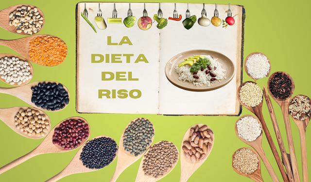 Dieta del riso: 7 ricette per detossinarsi e dimagrire in 7 giorni