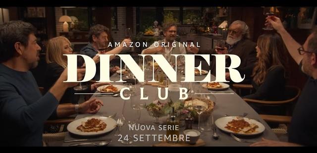 Dinner Club arriva su Prime Video dal 24 settembre - Teaser trailer