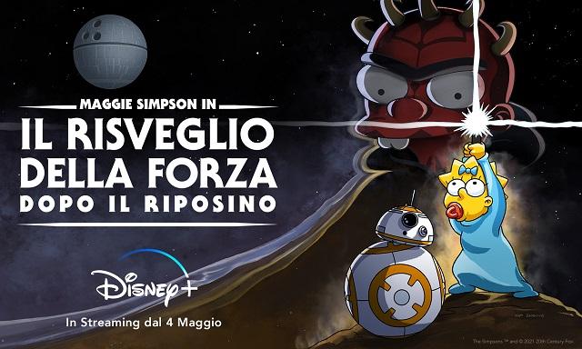 Disney+ celebra Star Wars Day con The Bad Batch e il corto de I Simpson