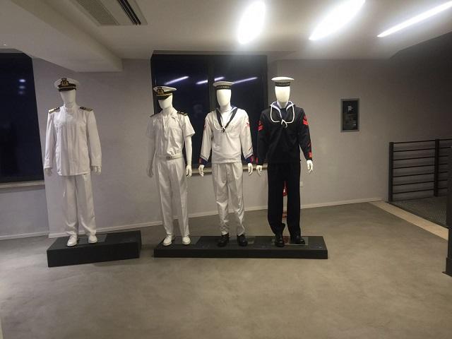 In Acqua - Divise storiche della Marina Militare