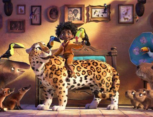 Encanto: il primo trailer e il poster del magico film d'animazione Disney