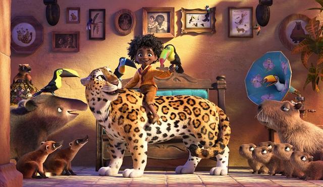 Encanto il primo trailer e il poster del magico film d'animazione Disney