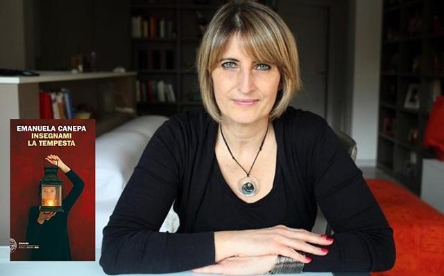 Libri in valigia Insegnami la tempesta di Emanuela Canepa (recensione)