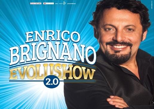 Evolushow20-Enrico-Brignano