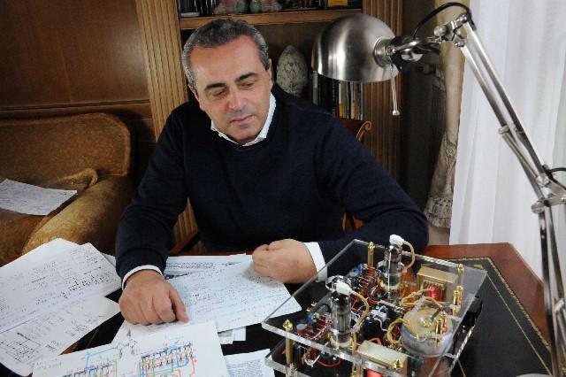 Fabio Romoli ideatore di Horgonic