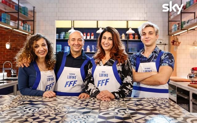 Family Food Fight: piatti anni '80 e le ricette di casa Cannavacciuolo