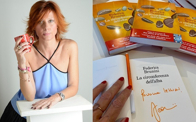 Incontri con l'autore: Federica Brunini ci parla de La circonferenza dell'alba