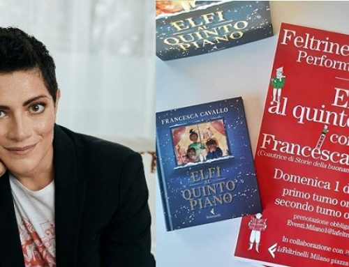 """Feltrinelli Extra Performing Books: presentazione di """"Elfi al quinto piano"""""""