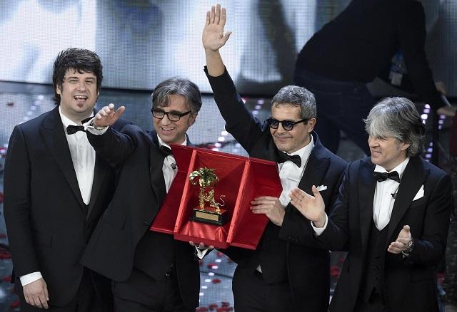 Sanremo 2016: gli Stadio vincitori della 66esima edizione