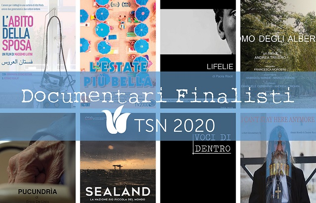 Tulipani di Seta Nera 2020 ecco gli 8 documentari finalisti